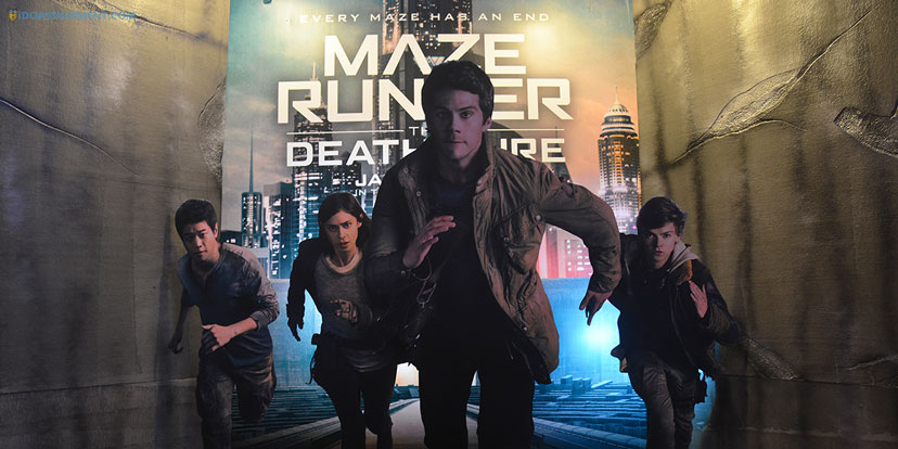 Maze Runner Movie Review