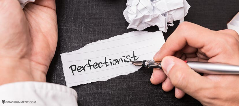 Perfectionism Fight