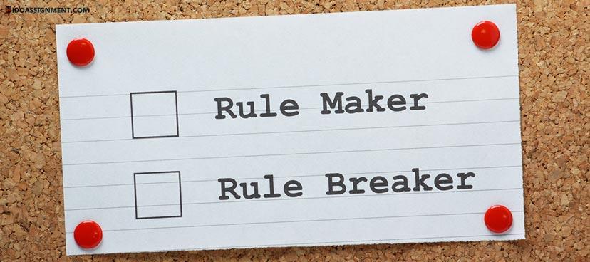 Rules Breaker